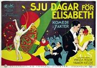 Syv dager for Elisabeth movie poster