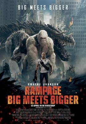 Rampage poster #1588848
