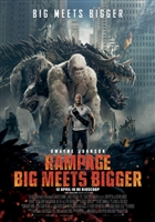 Rampage #1588848 movie poster
