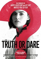 Truth or Dare movie poster