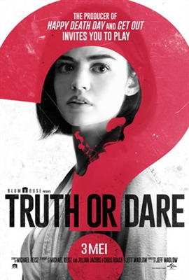 Truth or Dare poster #1588850