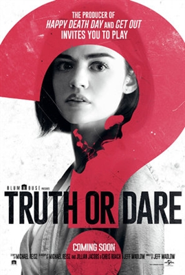 Truth or Dare poster #1588851