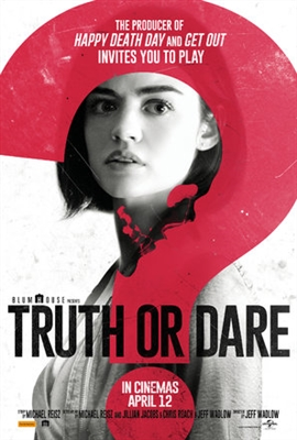 Truth or Dare poster #1588854