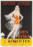 Die keusche Kokette movie poster