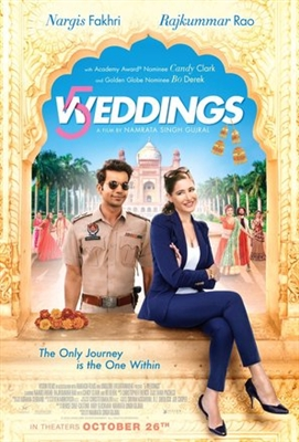 5 Weddings poster #1589183