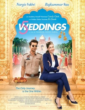 5 Weddings poster #1589184