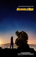 Bumblebee movie poster