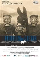 Animali nella Grande Guerra movie poster