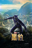 Black Panther #1590005 movie poster