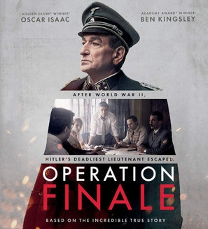 Operation Finale poster #1590047