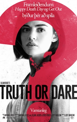 Truth or Dare poster #1590167