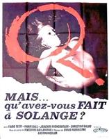 Cosa avete fatto a Solange? movie poster