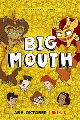 Big Mouth poster #1590217