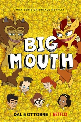 Big Mouth poster #1590219