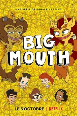 Big Mouth poster #1590227