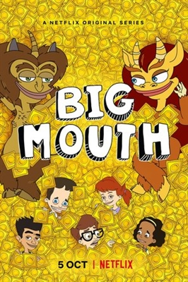 Big Mouth poster #1590237