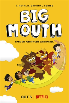 Big Mouth poster #1590314