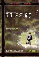 11.22.63  movie poster