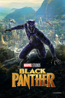 Black Panther poster #1590500
