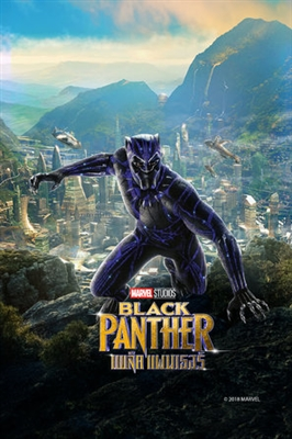 Black Panther poster #1590503