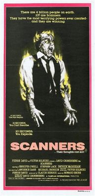 Scanners poster #1590735