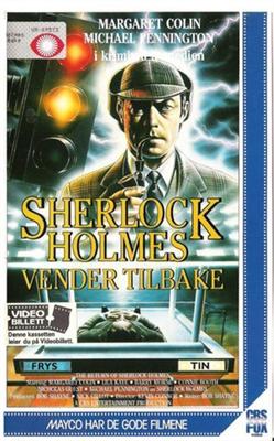 The Return of Sherlock Holmes poster #1590823