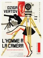 Chelovek s kino-apparatom movie poster