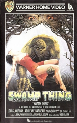 Swamp Thing poster #1591608