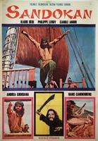 Sandokan movie poster