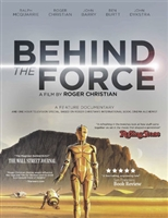 Behind the Force movie poster