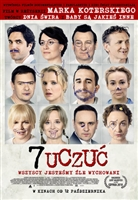 7 uczuc movie poster