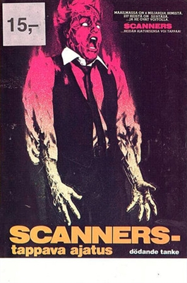 Scanners poster #1593234