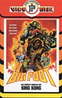 Bigfoot movie poster