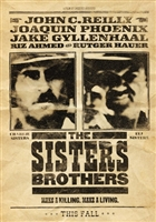 The Sisters Brothers movie poster