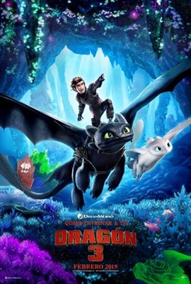 How to Train Your Dragon: The Hidden World poster #1593722