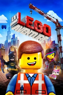The Lego Movie poster #1593863