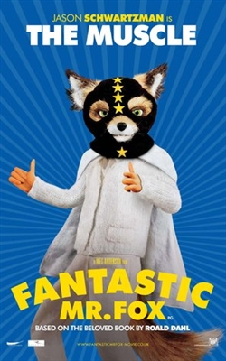 Fantastic Mr Fox Movie Poster 1593915 Movieposters2 Com