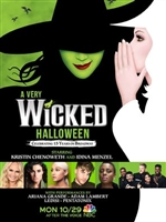 A Very Wicked Halloween: Celebrating 15 Years on Broadway movie poster