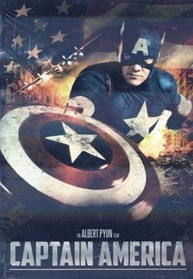 Captain America poster #1594187