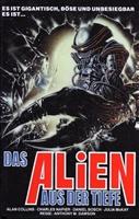 Alien degli abissi movie poster