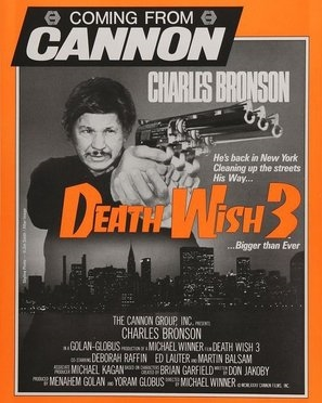 Death Wish 3 poster #1594301
