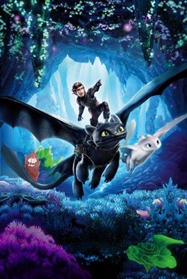 How to Train Your Dragon: The Hidden World poster #1595162