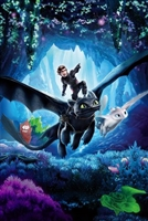 How to Train Your Dragon: The Hidden World #1595162 movie poster