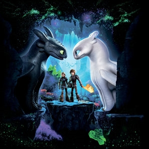 How to Train Your Dragon: The Hidden World poster #1595324