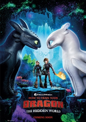 How to Train Your Dragon: The Hidden World poster #1595325