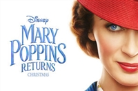 Mary Poppins Returns movie poster