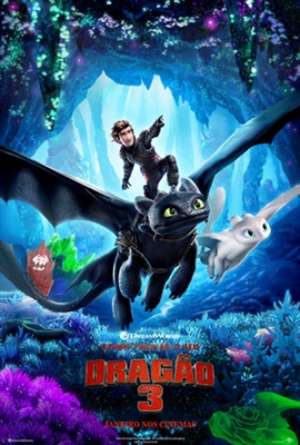 How to Train Your Dragon: The Hidden World poster #1595945