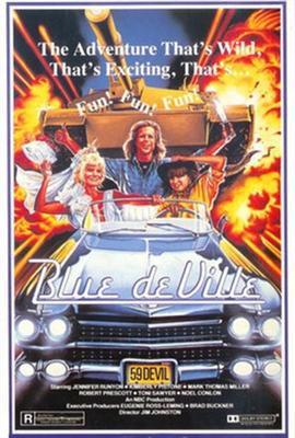 Blue de Ville poster #1596101