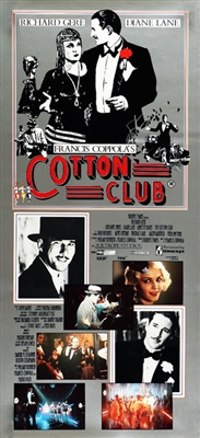 The Cotton Club poster #1596710