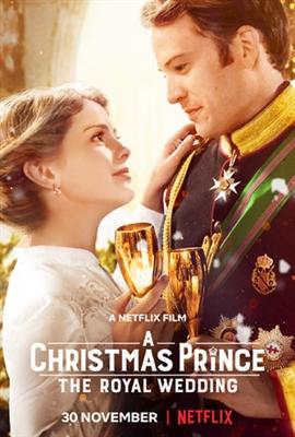 A Christmas Prince: The Royal Wedding poster #1596853